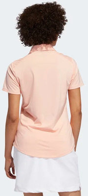 Adidas Ultimate365 Womens Polo Shirt Glow Pink S