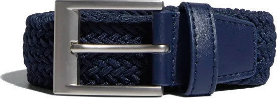 Adidas Braided Stretch Belt Collegiate Navy L/XL