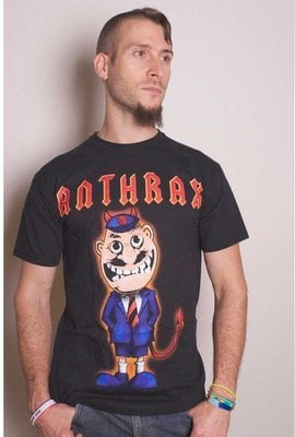 Anthrax Unisex Tee TNT Cover S