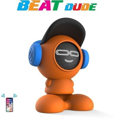iDance Beat Dude Orange