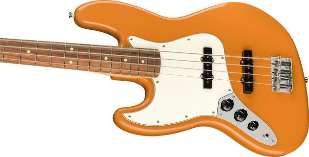Fender Player Series Jazz Bass LH PF Capri Orange
