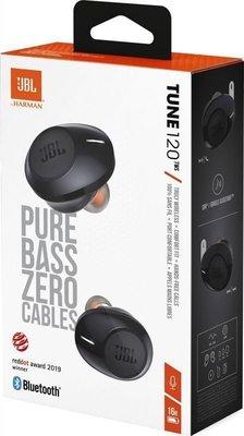 JBL Tune120TWS Black