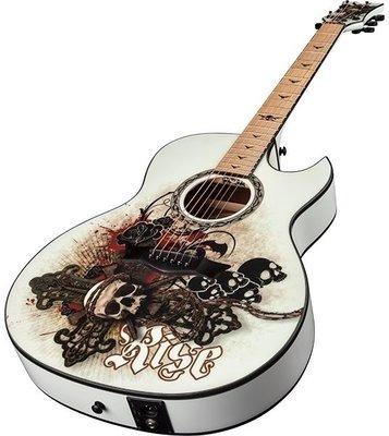 Dean Guitars Exhibition A/E Resurrection