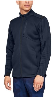 Under Armour Storm Daytona Full Zip Mens Jacket Academy XS