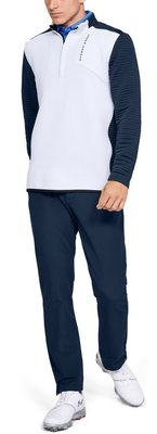 Under Armour Storm Daytona 1/2 Zip Mens Sweater Moonstone Blue 2XL
