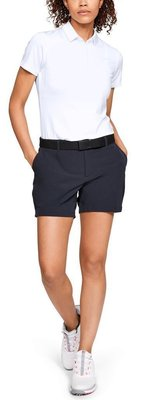 Under Armour Zinger Short Sleeve Womens Polo Shirt White XL
