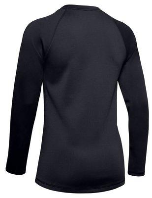 Under Armour UA ColdGear Armour Long Sleeve Womens Sweater Black M
