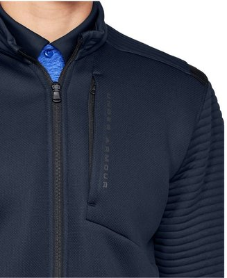 Under Armour Storm Daytona Full Zip Mens Jacket Academy 3XL