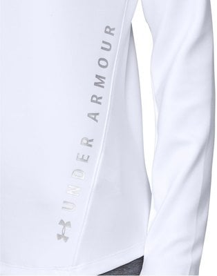 Under Armour UA ColdGear Armour Long Sleeve Womens Sweater White 2XL