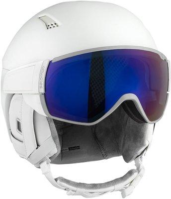 Salomon Mirage Plus Ski Helmet White M 19/20