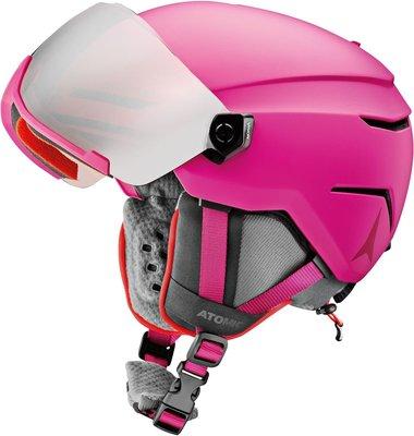 Atomic Savor Visor Junior Sí Sisak Pink XS