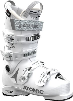 Atomic Hawx Ultra 95 S W White/Silver 24/24,5 19/20