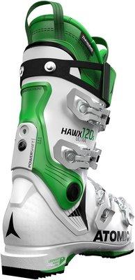 Atomic Hawx Ultra 120 S White/Green 28/28,5 19/20