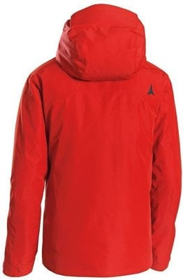 Atomic Savor 2L Gore-Tex Mens Ski Jacket Dark Red M 19/20