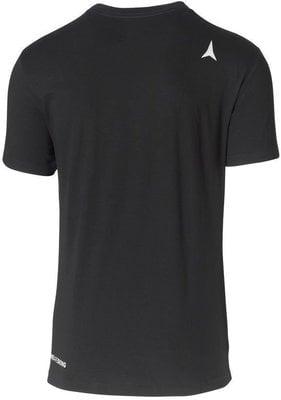 Atomic Alps Mens T-Shirt Black M 19/20