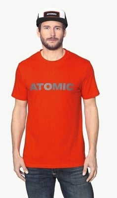 Atomic Alps Mens T-Shirt Bright Red XL 19/20