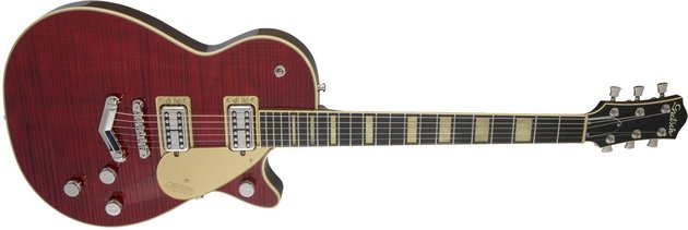 Gretsch G6228FM Players Edition Jet Crimson Stain