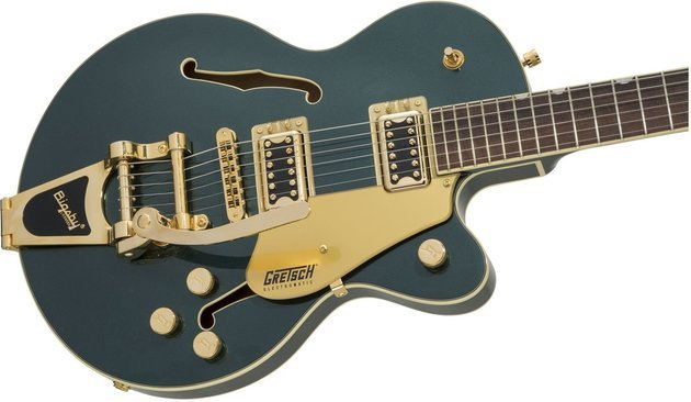 Gretsch G5655TG Electromatic CB JR Cadillac Green