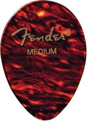 Fender 354 Shape Classic Celluloid Picks Shell Medium 12 Pack