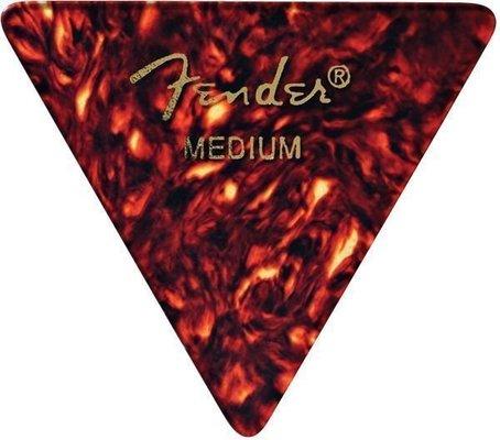 Fender 355 Shape Classic Celluloid Picks Shell Medium 12 Pack