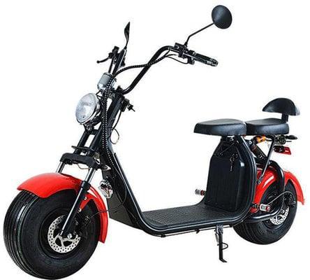 Smarthlon CityCoco Comfort Red 1500W
