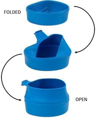 Wildo Fold a Cup Light Blue L