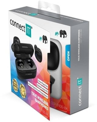 Connect IT True Wireless HYPER-BASS Ed. II