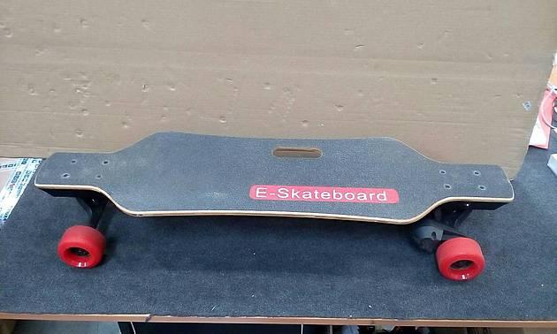 Eljet Double Drive Electric Longboard