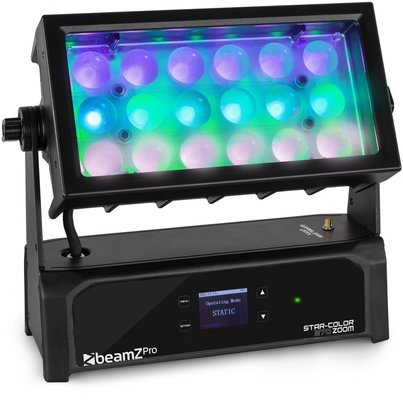 BeamZ Star-Color 270Z Wash Zoom 18x 15W 4-in-1 IP65