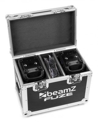 BeamZ Fuze 610Z Wash 6x 10W LED Moving Head Zoom