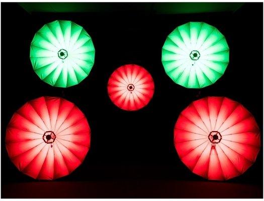 Eurolite LED Umbrella 95