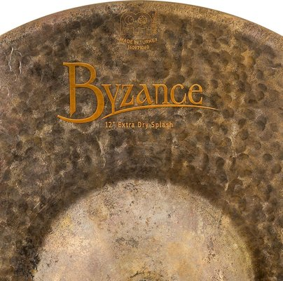 """Meinl Byzance 12"""" Extra Dry Splash"""