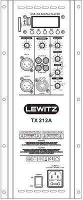 LEWITZ TX 212A