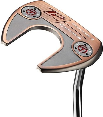 Taylormade TP Patina Ardmore 2 Single Bend Putter Right Hand 35 SuperStroke