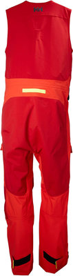Helly Hansen Aegir Race Salopette - Red - M