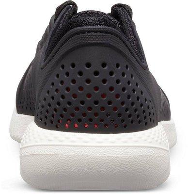 Crocs Men's LiteRide Pacer Black/White 39-40