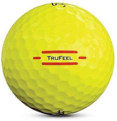 Titleist TruFeel 2019 Yellow