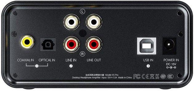 FiiO K5 Pro Black