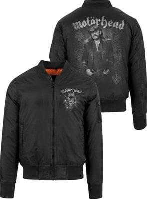 Motörhead Lemmy Bomber Jacket Black XL