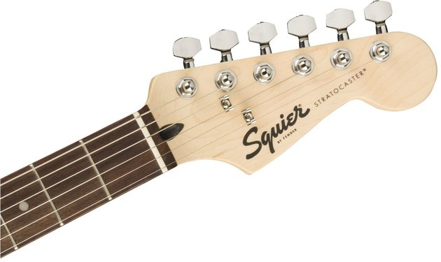 Fender Squier Bullet Stratocaster Tremolo IL Tropical Turquoise