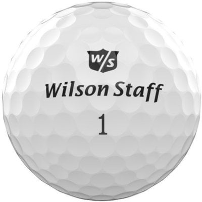 Wilson Staff Duo Professional 12-Ball White