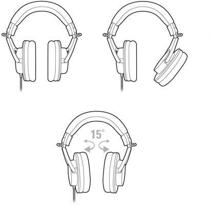 Audio-Technica ATH-M20 X