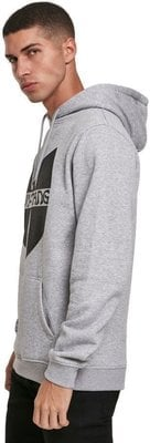 Wu-Tang Clan Logo Wu-Tang Hoody Heather Grey M
