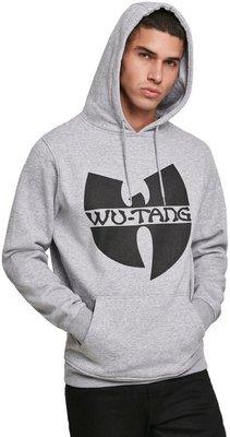 Wu-Tang Clan Logo Wu-Tang Hoody Heather Grey XL