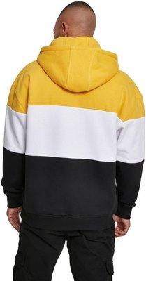 Wu-Tang Clan Block Hoody Black/White/Yellow XL