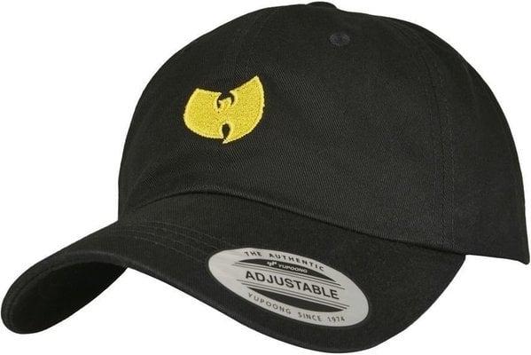 Wu-Tang Clan Logo Dad Cap Black One Size
