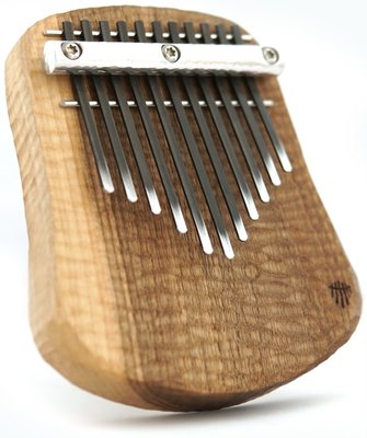 Bolf Kalimbas PYRA 1-Row Pentatonic 11 Therapie