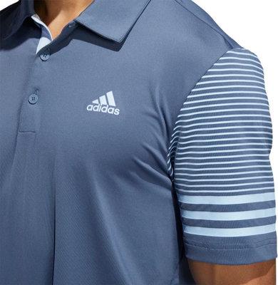 Adidas Ultimate365 Gradient Mens Polo Shirt Tech Ink XXL