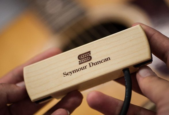 Seymour Duncan Woody Hum Cancelling Maple
