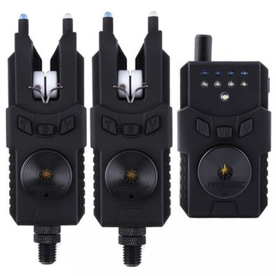 Prologic Custom SMX MkII Alarms WTS 2+1 Red-Green